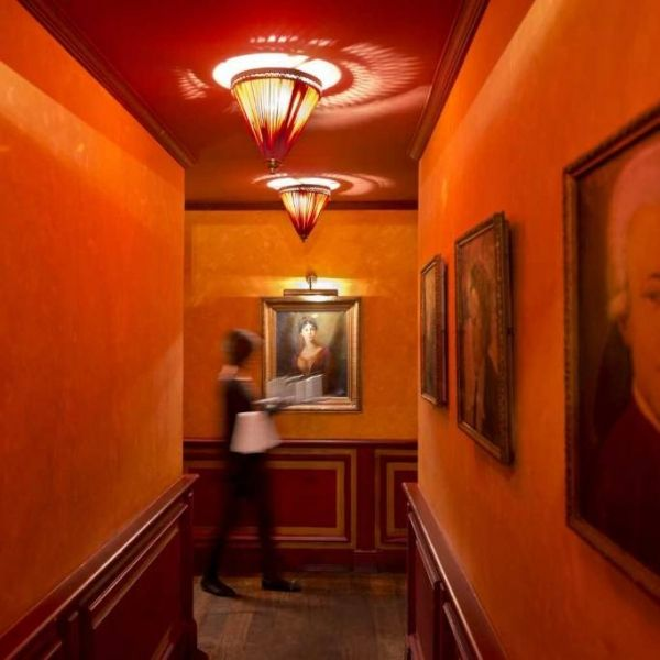 Le cadre - Le Grand Balcon - Restaurant Nice