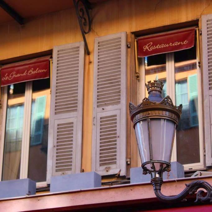 Le Grand Balcon - Restaurant Nice