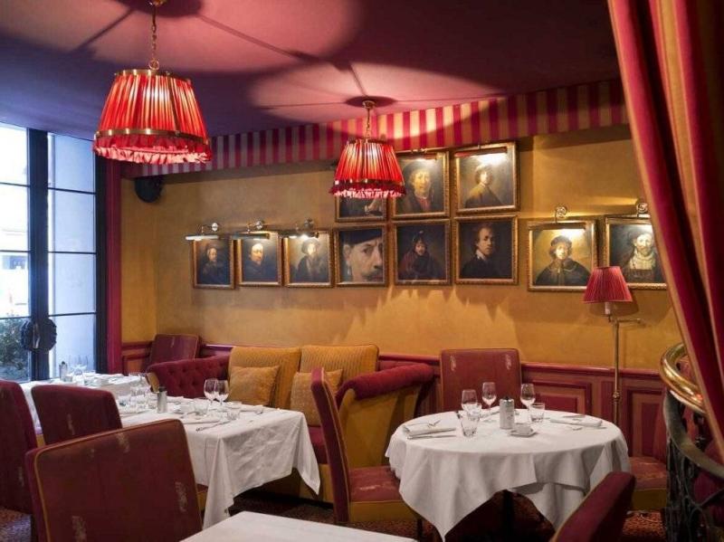 Galerie - Le Grand Balcon - Restaurant Nice